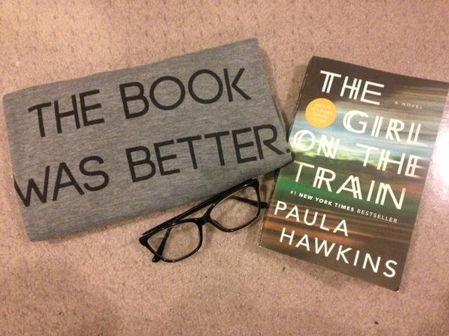 Skip the trip to the movie theater for this one! In Nina Ramans review on The Girl on the Train by Paula Hawkins, she rates the novel 5/5 stars and the adapted motion picture film 1/5 stars.