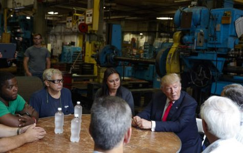 In wake of election – facing realities of post-industrial America