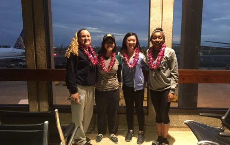 Day 1: Arriving in Honolulu