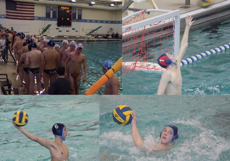 North Penns Boys Water polo team advance to the final round of State Championships