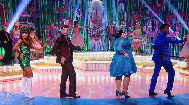 Staff Writer Nina Raman rated NBCs Hairspray Live a 27/30 that aired on Wednesday evening.