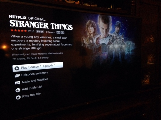 Top ten shows to binge watch on Netflix – The Knight Crier