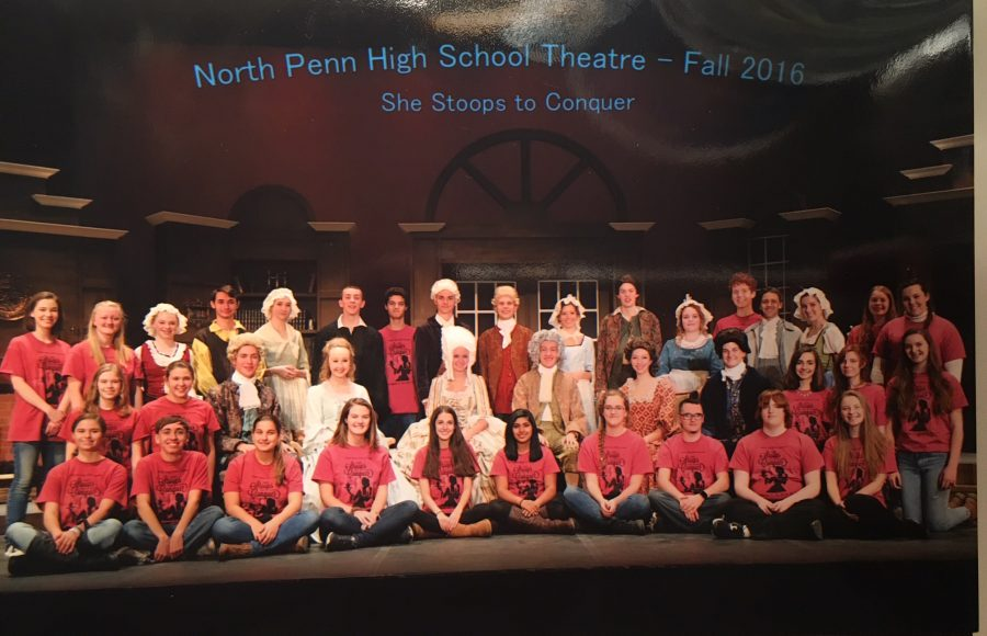 She Stoops to Conquer to travel to Kimball Theatre