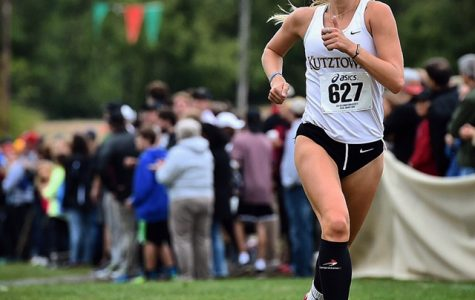 Stephanie Bresadola continues passion for running at Kutztown