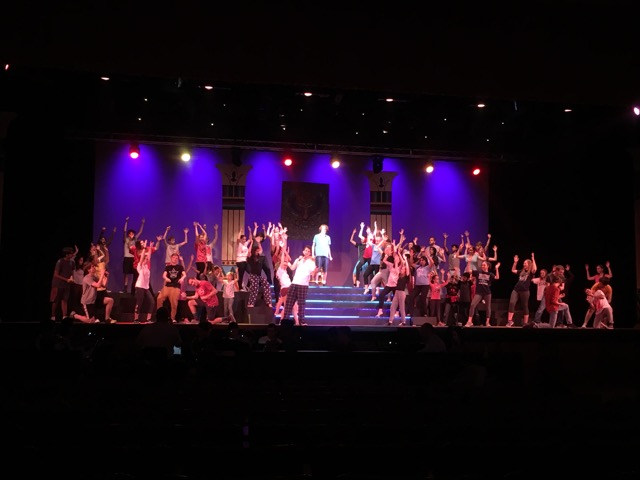 After much preparation, the North Penn High School Theatre will perform Joseph and the Amazing Technicolor Dreamcoat on Thursday, Friday, Saturday, and Sunday.
