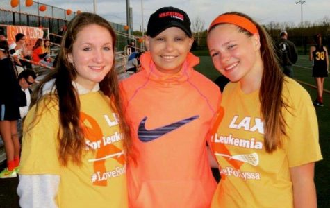 NP to host Lax for Leukemia night
