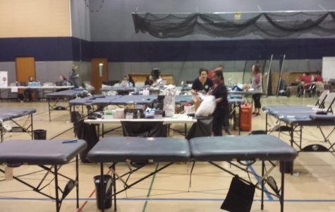 NPHS hosts third blood drive of school year with the American Red Cross