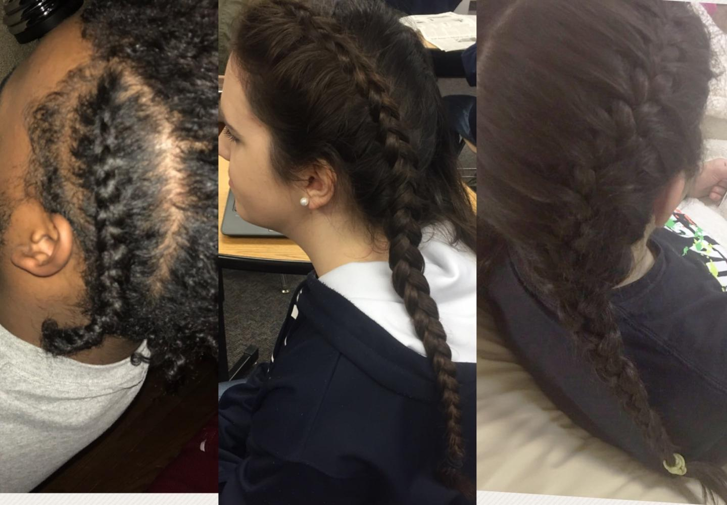 Daelin Brown walks you through the steps of achieving the perfect hairdo