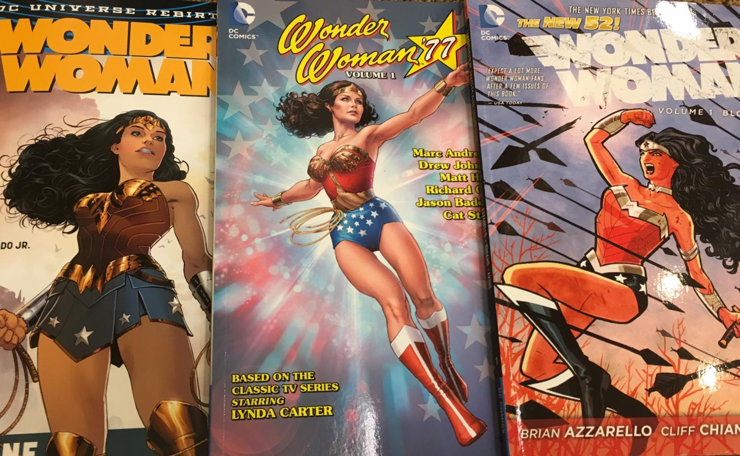 Sameera Rachakonda explains how Wonder Woman not only fights villains, but also stereotypes.