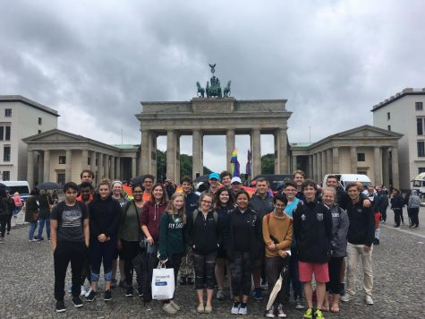 Allison Lacianca reflects on her 19 days in Germany