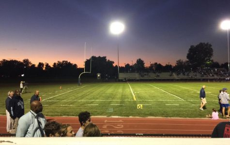 Skyler Simpson reflects on her first North Penn football game