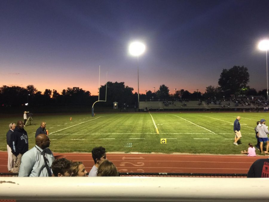 Skyler+Simpson+reflects+on+her+first+North+Penn+football+game