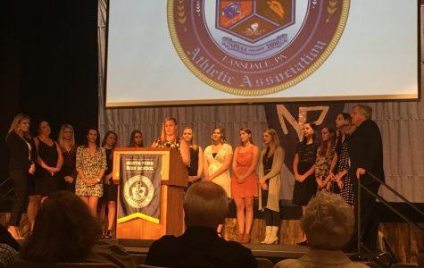 North Penn Alumni Athletic Association Celebrates 2017 Hall of Fame Inductees