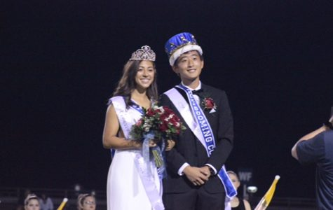 Follis and Kawabata Crowned King and Queen
