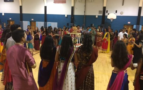 ICA Hosts Annual Garba Celebration