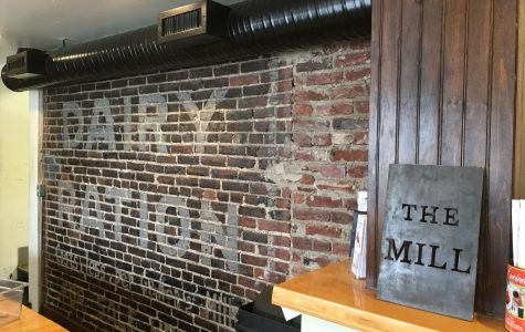 The Mill: Rich in History and Flavor
