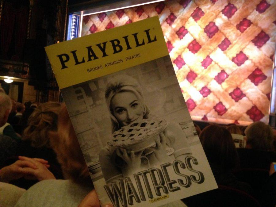 Nina Raman reviews the famous Broadway show, Waitress.