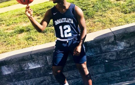 Cordell Lord continuing his success at Immaculata