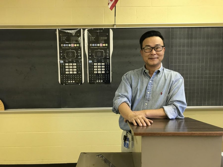 Mr.+Han+Kim%2C+a+well-known+mathematics+teacher+here+at+North+Penn%2C+has+undergone+many+experiences+before+his+days+of+teaching+transformations.