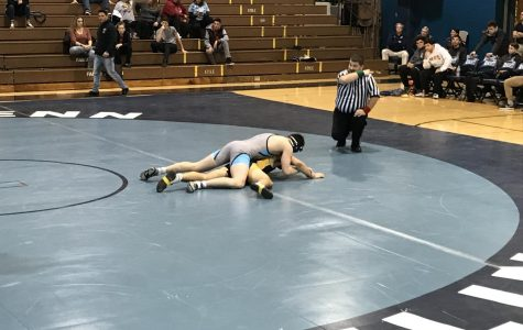 Knights pin Interboro in match led by seniors