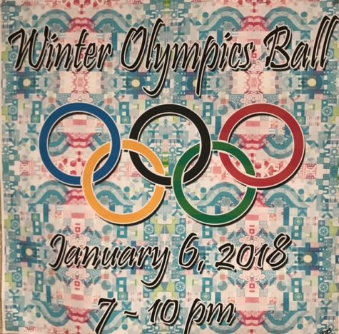 Winter Ball to take on the Winter Olympics