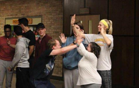 "NPHS students find new ""roll"" in age old sport"