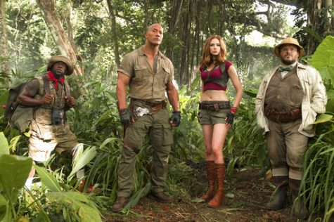 Jumanji: Welcome to the Jungle movie review