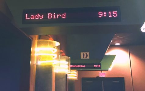 Lady Bird, this coming of age film is oh-so relevant