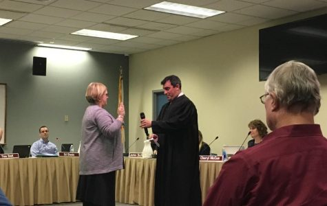 School Board swears in Juliane Ramic to fill vacant seat