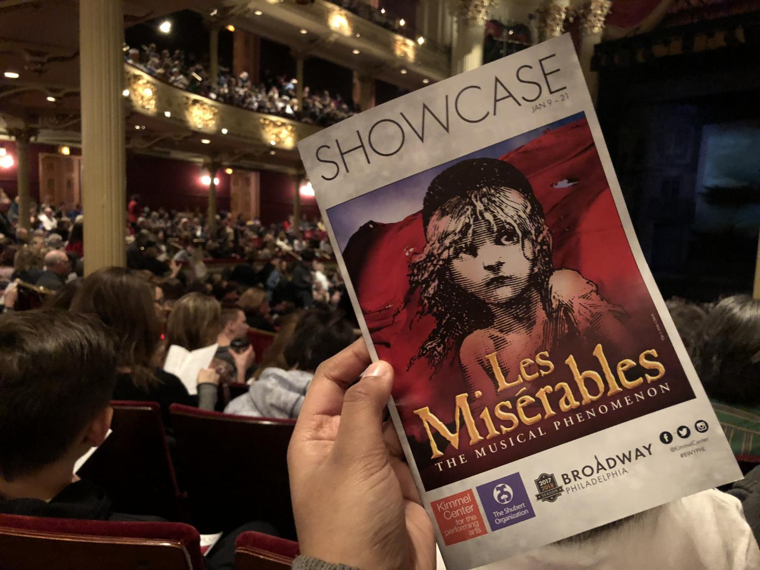 Nina Raman reviews the Academy of Music's recent production of Les Miserables.