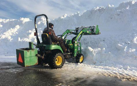North Penn snow team shovels days of winter away