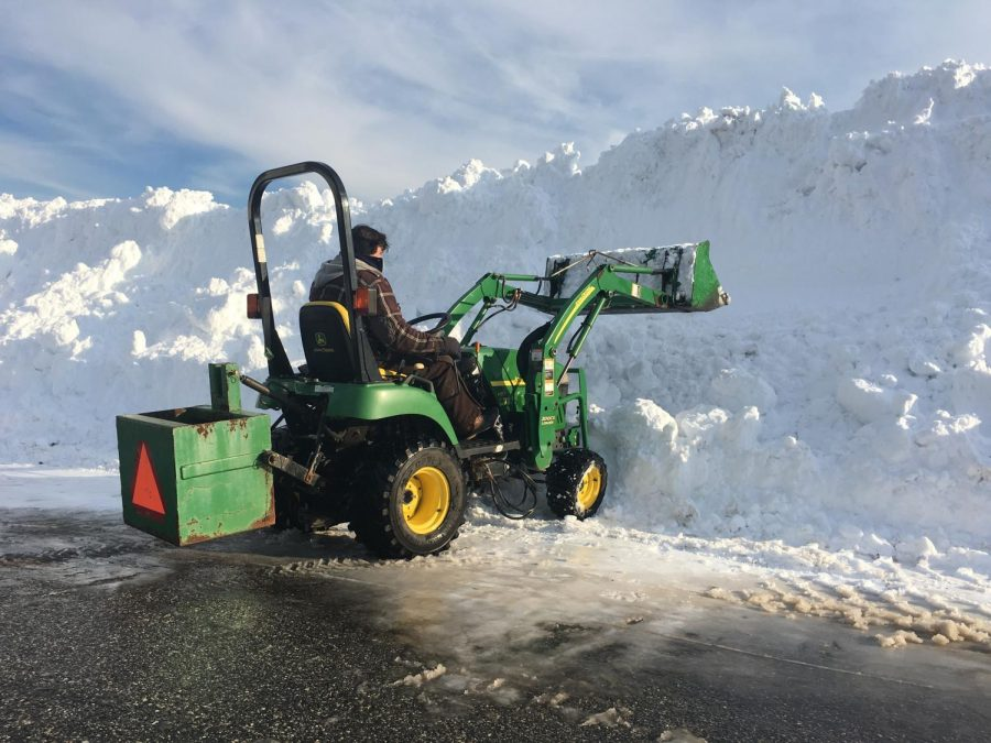 From salting the stairs to plowing the snow out of the parking lot, North Penn's custodial staff is here to ensure kids get to school safe.