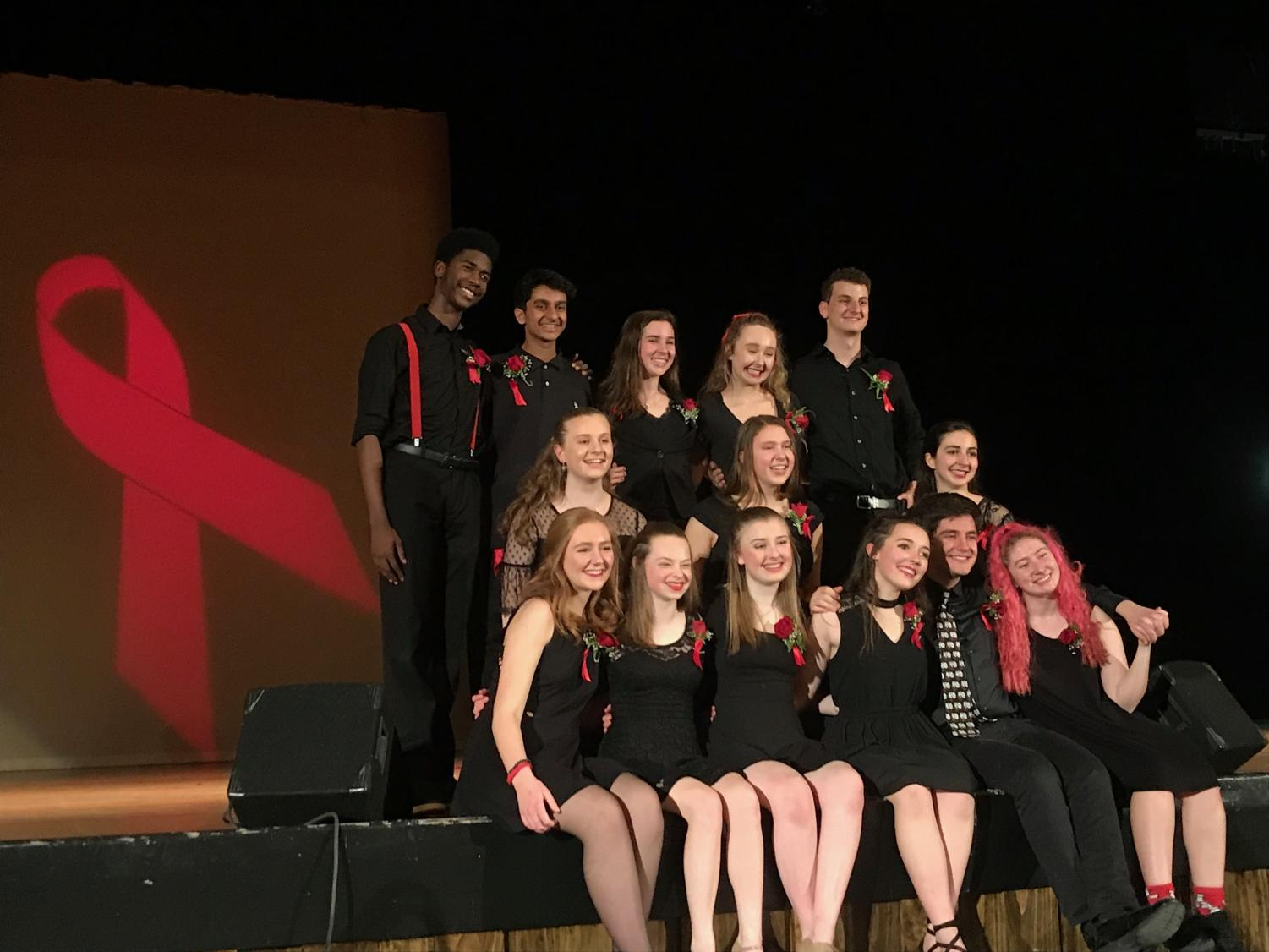 North Penn's Thespian Troupe #5464 hosted the 19th annual BC/EFA gala and fundraiser.