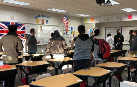 Discussing difficult issues: The Pledge of Allegiance in school