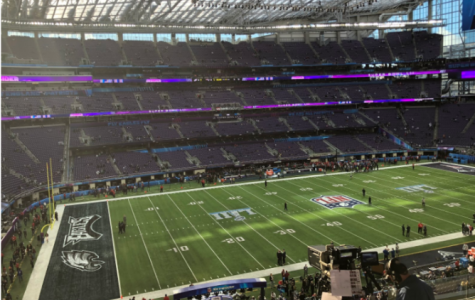 """We all we got, We all we need""- My experience at Super Bowl Lll"