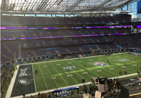 """""""We all we got, We all we need""""- My experience at Super Bowl Lll"""