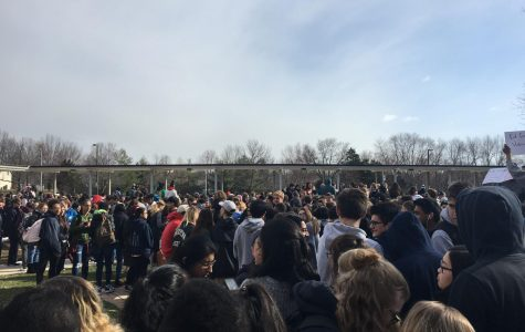 North Penn participates in National Walkout