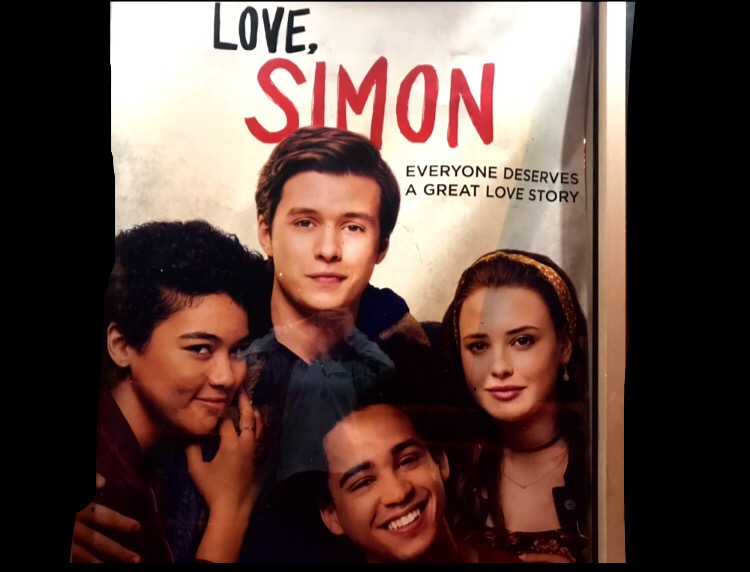 Love, Simon is a movie about a high schooler named Simon who is secretly gay. As the movie goes on, he finds that staying in the closet is harder than it seems.