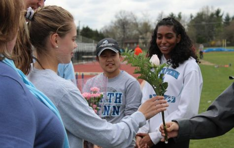 PHOTO STORY: Girls Track and Field senior day