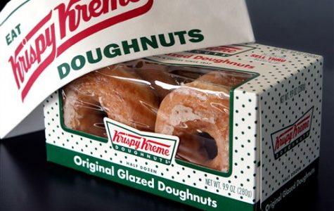 National Honor Society has annual Krispy Kreme doughnut sale