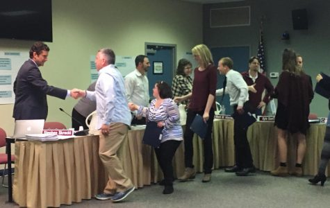 Board recognizes four North Penn teams, approves agenda