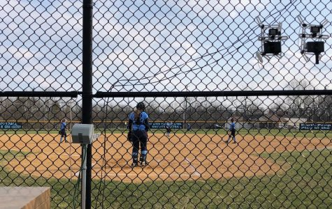 SOFTBALL- On a beautiful, windy day the Knights were led by a strong pitching performance by freshman standout Mady Volpe and the strong bat of junior Victoria Juckniewitz.