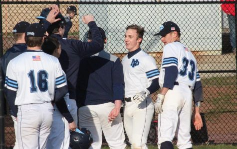 Baseball Recap: Knights swing by Panthers in late rally