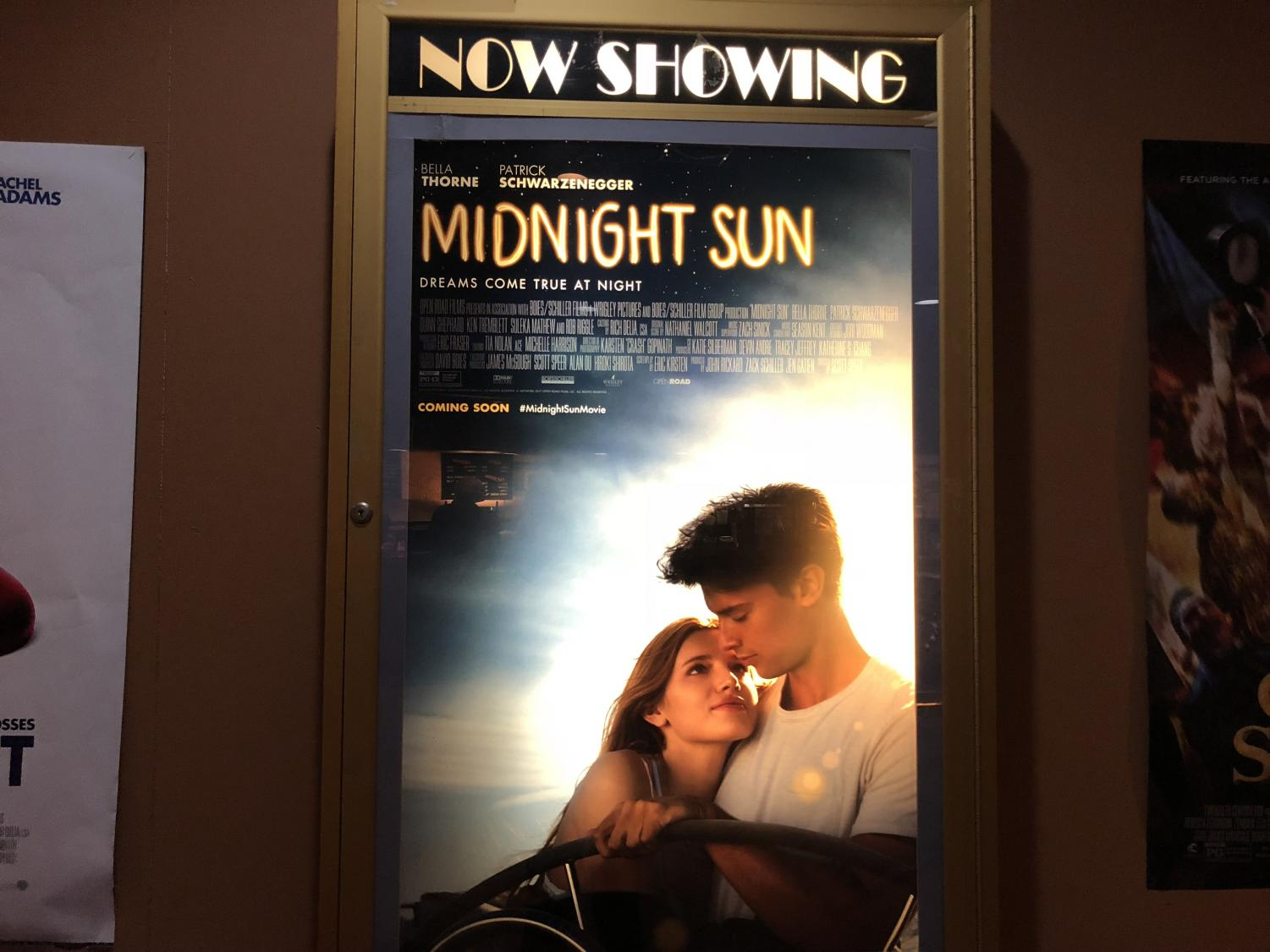 Midnight Sun follows Katie Price as she battles with breaking the rules, her love life,and her life threatening disease- XP.