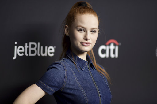 Madelaine Petsch attends the 35th Annual Paleyfest
