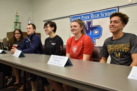 Five Knights sign National Letters of Intent