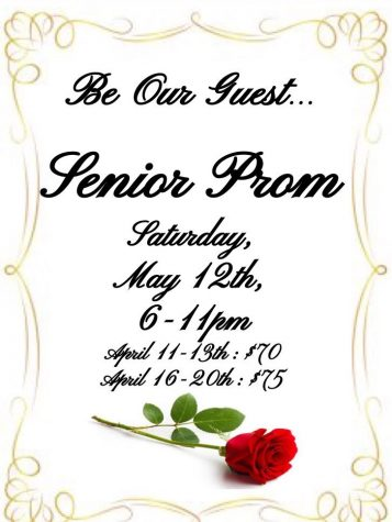 Everything you need to know about Senior Prom
