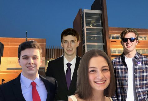Meet the Class of 2019 Cabinet Officers