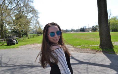Gabrielle Salvino conquers comparison with confidence