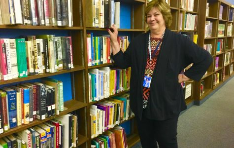 North Penn library secretary Janice Johnson to retire